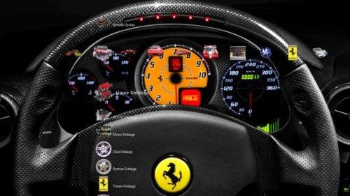 Ferrari Theme - The PS3 Index
