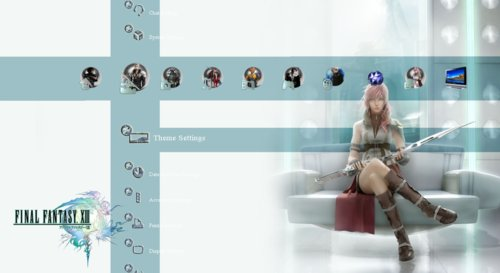 Final Fantasy XIII Theme - The PS3 Index