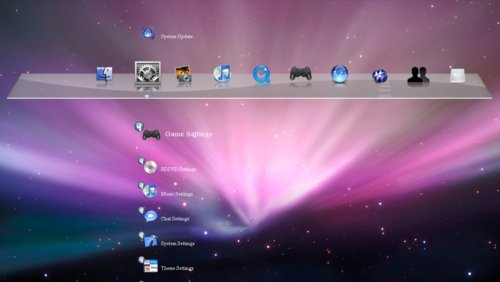 Mac OS X Leopard V2 0 Theme - The PS3 Index
