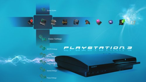 PS3 Slim Theme - The PS3 Index
